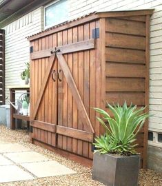 Brilliant backyard shed conversion ideas that look beautiful Brilliant backyard shed conversion idea Shed plans. Outside Storage Shed, Diy Storage Shed Plans, Small Shed Plans, Wood Shed Plans, Small Sheds, Backyard Sheds, Outdoor Sheds, Backyard Landscaping, Garden Sheds