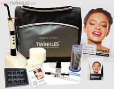 Did you know we have a Twinkles start up kit available for professionals? http://www.twinkles.net/us/accessories/twinkles-startkit-led.html