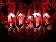 AC DC, Rock & Roll Train, MIX, SEXY POLE DANCER
