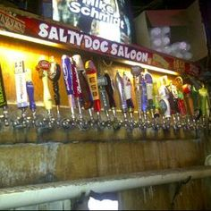 Salty Dog Saloon in midtown Gainesville
