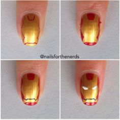 Awesome iron man tutorial