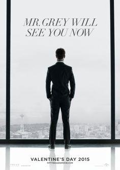 'Fifty Shades of Grey' Poster -- Jamie Dornan as Christian Grey