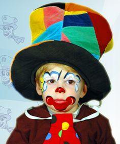 Hoe schmick je een clown: filmpje