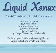 young living essential oil blend for ADHD and anxiety by Mopar Mo