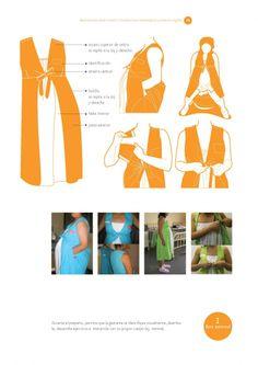 Diseño aplicado al parto: redefinir la bata maternal / Design applied to delivery: redefining the maternal gown