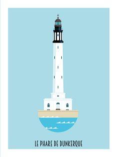 Victor Brauner, Rouen, Le Havre, Willis Tower, Cn Tower, Illustration, Deco, Building, Lighthouses