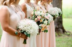 Soft Summertime Affair in Tennessee on Borrowed & Blue.  Photo Credit: Tracy Shoopman Photography