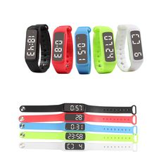This fitness tracker bracelet is made of silicone. It has many infunctions include: Pedometer, Temperature, Silent flash remind, Caloire/distance, Time/date, See time when raise hand, Off power ecercise data memory, Sleep monitor. Great gift sports. Customized logo or your company name is welcome
