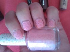 KIKO Cupcake nail polish! http://www.beautymaniac.gr/2014/05/kiko-makeup-milano-affordable-and-lovely.html