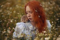 러시아 여성 사진작가 카트리나 플로트니코바(Katerina Plotnikova)가 찍은 '미녀와 야수' 사진 시리즈가 화제입니다. 프로트니코바는 초현실적인 장면을 전문으로 하는 사진작가라고 하는데요. 수년전부터 사진 모델들과 진짜 동물로 '미녀와 야수' 사진을 찍기 시작했다고 합니다. 이 사진들은 포토샵을 전혀 사용하지 않고 직접 연출해 찍은 것이라고 합니다. 물론 사진 속 맹수들은 야생 동물이 아니라 조련사가 훈련시킨 동물들이라고 합니다.      1.  곰  [이하 사진= 페이스북 페이지 'Katerina Plotnikova Photography']  2. 보아뱀     3. 낙타    4. 고슴도치    5. 부엉이    6. 공작새    7. 호랑이    8. 펭귄    9. 코끼리    10. 원숭이   10. 양    11. 여우    12. 앵무새    13. 순록    14. 말   15. 너구리   ...