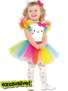 Baby Tutu Hello Kitty Costume - Party City OMG SO CUTE!!! I need a baby girl next time