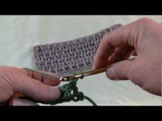 How To Crochet A Crinkle Stitch - RH