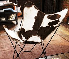 Cowhide For My Butterfly Chairs