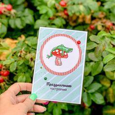 """Maria Shakhova on Instagram: """"Открыток много не бывает 😀 Пусть середина недели будет с праздничным настроением! ❤️ #открытка #штампы #штампинг #card #cascards #cas…"""" Funny Farm, Cover, Books, Libros, Book, Book Illustrations, Libri"""