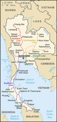 There are many ways to travel between Bangkok and Chiang Mai; flying, driving and a frequent bus services. Being a railway geek, I was determined to add another Thai train trip to my collection.