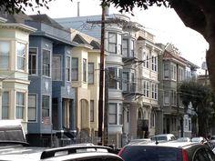 San Francisco Height Ashbury District