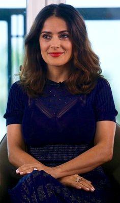 Gorgeous Salma Hayek