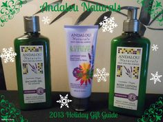 Andalou Naturals Review - Bullock's Buzz Give the gift of relaxation with these amazing lavender-scented products from Anadalou Naturals!