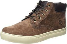 Timberland Herren Dauset_Dauset_Dauset Chukka Hohe Sneakers, Braun (Brown Pig Nubuck WP), 41.5 EU - http://on-line-kaufen.de/timberland/41-5-eu-timberland-herren-dauset-kurzschaft