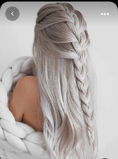 Stay classy Box Braids Hairstyles, Cool Hairstyles, Hairstyle Ideas, Fashion Hairstyles, Hairstyles 2016, Casual Braided Hairstyles, Easy Hairstyle, Style Hairstyle, Hair Updo
