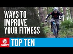 Mountain biking is so good that you don't even need to call it training...