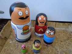 Hey, I found this really awesome Etsy listing at https://www.etsy.com/listing/176078756/custom-order-painting-matryoshka-dolls