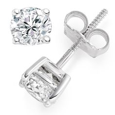 Shop a great selection of Clara Pucci CT Princess Brilliant Cut Solitaire Stud Earrings White Gold Screw Back. Find new offer and Similar products for Clara Pucci CT Princess Brilliant Cut Solitaire Stud Earrings White Gold Screw Back. Lab Diamonds, White Gold Diamonds, Round Diamonds, Solitaire Earrings, Women's Earrings, Diamond Earrings, Silver Earrings, Diamond Studs, Diamond Pendant