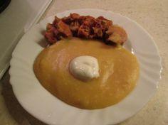 Fotorecept: Hrachový prívarok 20 Min, Pudding, Eggs, Cooking, Breakfast, Desserts, Fitness, Kitchen, Morning Coffee