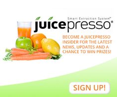 One (1) will be awarded a Juicepresso Juicer. Approximate Retail Value: $499.99 | Bargain Hound Daily Deals