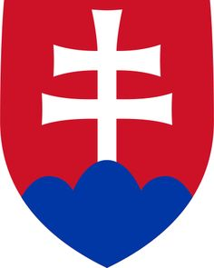 File:Coat of arms of Slovakia. Kids Castle, Leto, World Thinking Day, World Tattoo, My Roots, Bratislava, Future Tattoos, Coat Of Arms, Activities For Kids