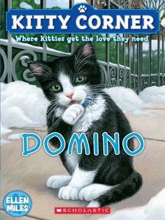 Kitty Corner #4: Domino by Ellen Miles. $3.31. http://yourdailydream.org/showme/dpgju/Bg0j0u6fWaTkYuAj0aEa.html. Publisher: Scholastic Paperbacks; Original edition (February 1, 2012). 96 pages. From the bestselling author of THE PUPPY PLACE!Mia and Michael Battelli would love a kitty of their very own. But until their family is ready for a full-time pet, they foster cats and kittens. They give them lots of love and attention, and help these cute kitties find the perfe...