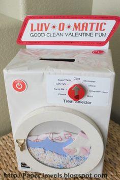valentine box - Google Search