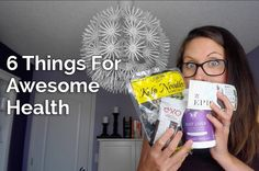 6 Things For Awesome Health #keto #lowcarb #toxinfree #toxicfree #cleanse #detox