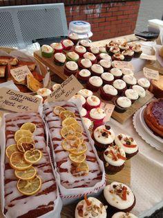 Delicious homebake cakes & more