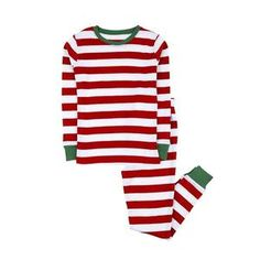 Bedtime will never be boring and unpleasant in this plush pajama set. Made with cotton material that is safe for the skin. Boys Christmas Outfits, Christmas Pajamas, Kids Christmas, Christmas Gifts, Merry Christmas, Striped Pyjamas, Pajama Set, Plush, Stripes