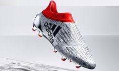 chaussure de foot sans lacet adidas mercury pack x 16