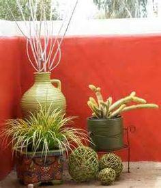Scottsdale Arizona colors | SOUTHWESTERN DECOR