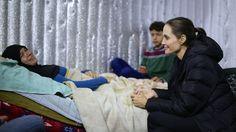 Envoyée spéciale du Haut-Commissariat de l'ONU pour les réfugiés (HCR)…