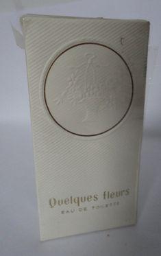 Vintage: Quelques Fleurs Houbigant eau de toilette door MJparfums