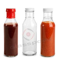 5 oz ( 150 ml ) chili sauce bouteille - Suzhou Glass Point Packaging Co., Ltd.