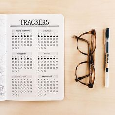 best way to change a habit is to track your habits! This can be easily done with a habit tracker in your bullet journal. Find 15 gorgeous Habit Tracker Bullet Journal Ideas to finally break your bad habits!