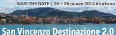 """Turismo: seminari, corsi e edu-blog tour. Gli operatori studiano il web per crescere. Prenderà il via il prossimo  25 marzo il progetto """"San Vincenzo Destinazione 2.0: strategie e strumenti per diventare una destinazione 2.0"""""""