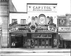 1940's theatre - Google Search