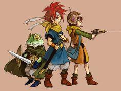 Video Game Art, Video Games, Chrono Cross, Pokemon, Chrono Trigger, Fanart, Dragon Quest, Marvel, Manga Pictures