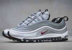 "9c1b02cde33 Missed out on the Nike Air Max 97 ""Silver Bullet""   Plenty of people did"