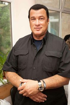 Universal Viewers: Steven Seagal, American Actor, Film Producer, Scre...