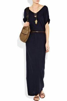 15 façons de porter la robe longue au printemps   Kimono lovers   Pinterest    Les printemps, Esprit et Printemps 385cc0da3576
