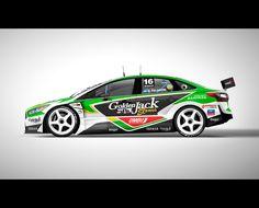 2016 Race Car Livery