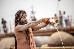 Sadhu at the 2013 Kumbh Mela Kumbh Mela, More Images, Incredible India, Faces, The Incredibles, Colours, Spirituality, India, The Face