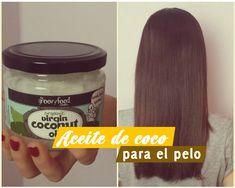 El uso del aceite de coco rápidamente crece en popularidad for su gran variedad de usos y beneficios. Se puede usar para hidratar la piel, mejorar tú salud, bajar de peso, para cocinar y otros usos. Uno de los mejores usos del aceite de coco es para condicionar el pelo.